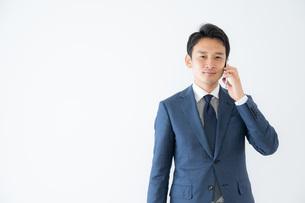 日本人ビジネスマンの写真素材 [FYI04687051]