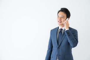 日本人ビジネスマンの写真素材 [FYI04687055]