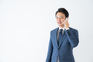 日本人ビジネスマンの写真素材 [FYI04687057]