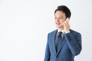 日本人ビジネスマンの写真素材 [FYI04687059]