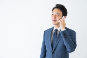 日本人ビジネスマンの写真素材 [FYI04687060]
