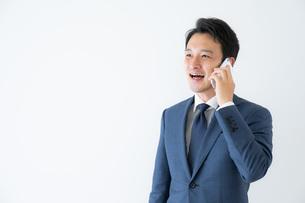 日本人ビジネスマンの写真素材 [FYI04687062]