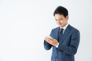 日本人ビジネスマンの写真素材 [FYI04687068]