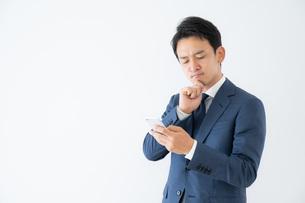 日本人ビジネスマンの写真素材 [FYI04687082]