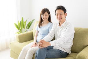 日本人夫婦の写真素材 [FYI04687209]