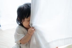 赤ちゃんの写真素材 [FYI04687446]