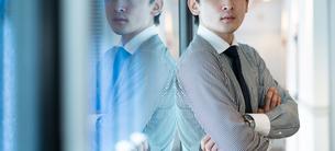 日本人ビジネスマンの写真素材 [FYI04687670]