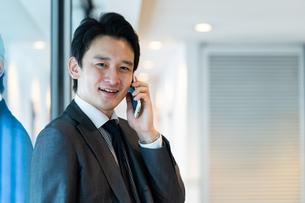 日本人ビジネスマンの写真素材 [FYI04687683]