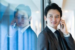 日本人ビジネスマンの写真素材 [FYI04687695]