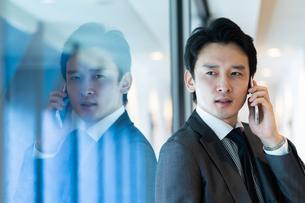 日本人ビジネスマンの写真素材 [FYI04687696]