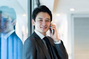 日本人ビジネスマンの写真素材 [FYI04687698]