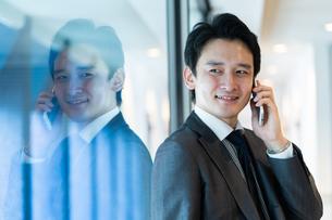 日本人ビジネスマンの写真素材 [FYI04687703]