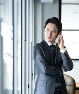 日本人ビジネスマンの写真素材 [FYI04687754]