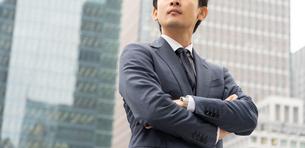 日本人ビジネスマンの写真素材 [FYI04687874]
