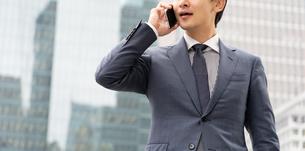 日本人ビジネスマンの写真素材 [FYI04687883]