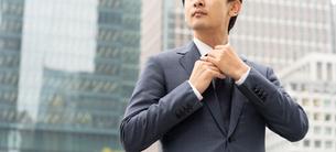 日本人ビジネスマンの写真素材 [FYI04687884]