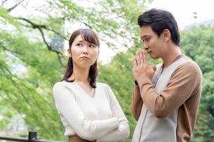 日本人夫婦の写真素材 [FYI04687898]