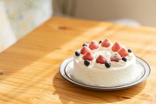 ケーキの写真素材 [FYI04687970]
