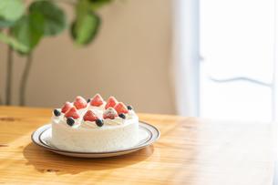 ケーキの写真素材 [FYI04687973]