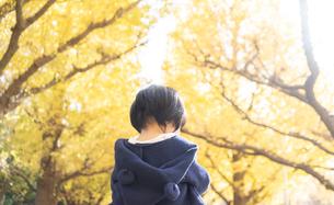 日本人親子の写真素材 [FYI04688091]