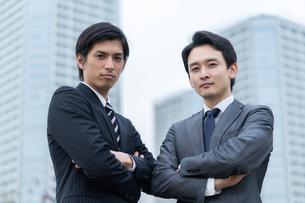 日本人ビジネスマンの写真素材 [FYI04688117]