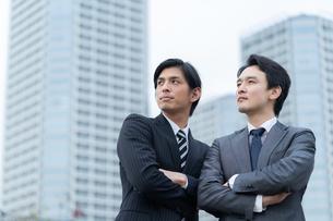 日本人ビジネスマンの写真素材 [FYI04688127]