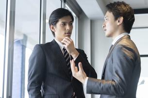 日本人ビジネスマンの写真素材 [FYI04688142]