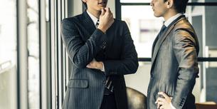日本人ビジネスマンの写真素材 [FYI04688144]