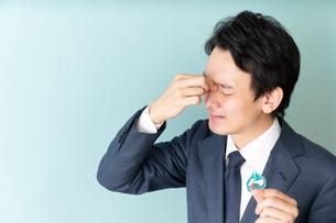 日本人ビジネスマンの写真素材 [FYI04688174]