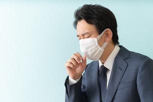 日本人ビジネスマンの写真素材 [FYI04688184]