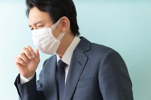 日本人ビジネスマンの写真素材 [FYI04688185]