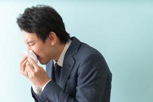 日本人ビジネスマンの写真素材 [FYI04688186]