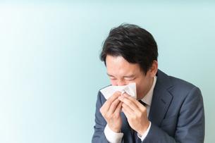 日本人ビジネスマンの写真素材 [FYI04688187]