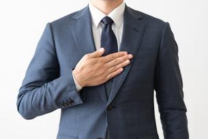 日本人ビジネスマンの写真素材 [FYI04688203]