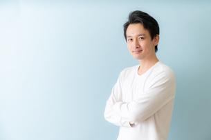 日本人男性の写真素材 [FYI04688206]