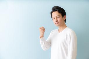 日本人男性の写真素材 [FYI04688212]