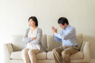 日本人シニア夫婦の写真素材 [FYI04688913]