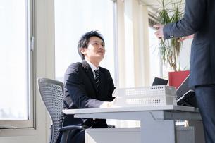 日本人ビジネスマンの写真素材 [FYI04689308]