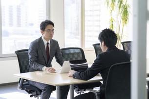 日本人ビジネスマンの写真素材 [FYI04689322]