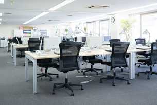 オフィスの写真素材 [FYI04689426]