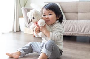 日本人女の子の写真素材 [FYI04689702]