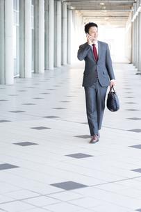 日本人ビジネスマンの写真素材 [FYI04689776]
