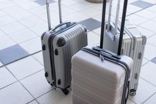 スーツケースの写真素材 [FYI04690147]