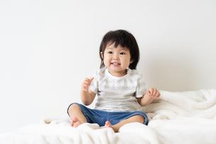 日本人女の子の写真素材 [FYI04690149]
