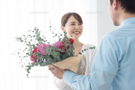 日本人夫婦の写真素材 [FYI04690918]