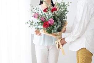 日本人シニア夫婦の写真素材 [FYI04691058]
