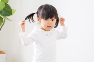 日本人女の子の写真素材 [FYI04691473]