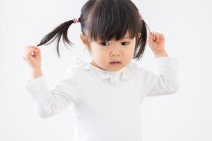 日本人女の子の写真素材 [FYI04691477]