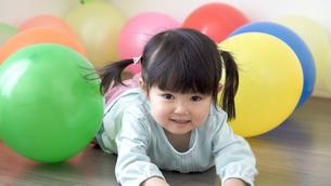 日本人女の子の写真素材 [FYI04691848]
