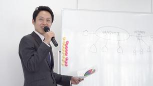 日本人ビジネスマンの写真素材 [FYI04691949]
